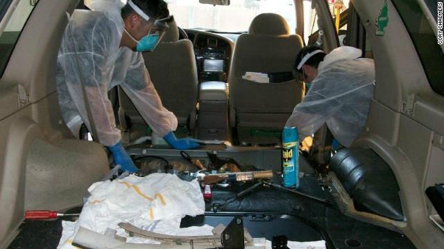 Désinfection et nettoyage après décès dans une voiture
